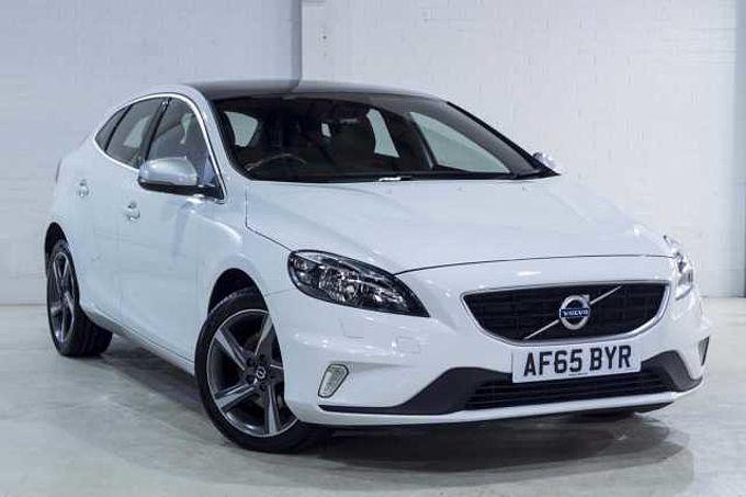 Volvo V40 D2 R-Design Manual Nav Panoramic Glass Roof
